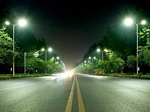 iluminação publica
